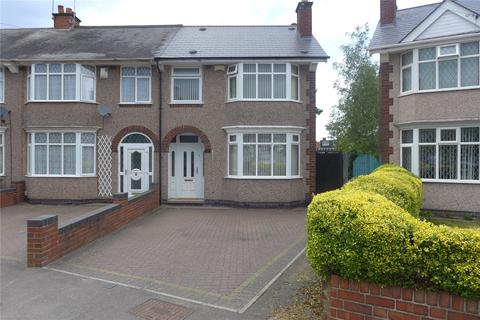 3 bedroom end of terrace house for sale - Briars Close, Poets Corner, Coventry, West Midlands, CV2