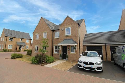 3 bedroom semi-detached house for sale - Angelica Grove, Houghton Conquest MK45