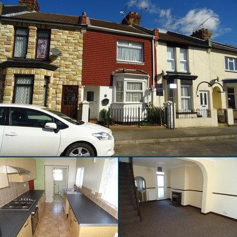 3 bedroom terraced house to rent - Windsor Road, Gillingham, Kent. ME7 4QN