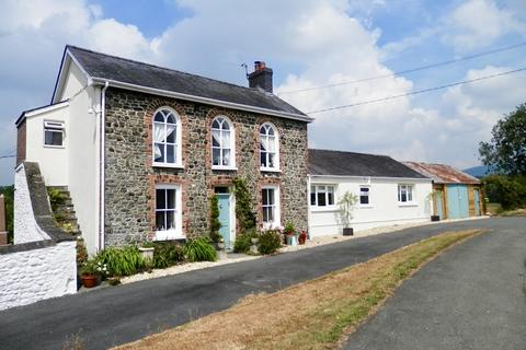 4 bedroom detached house for sale - Cynghordy, Llandovery, Carmarthenshire.