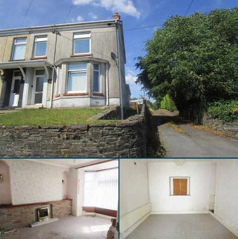 3 bedroom semi-detached house for sale - Alltygrug Road, Ystalyfera, Swansea.