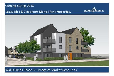 2 bedroom apartment to rent - Wallis Avenue Park Wood ME15