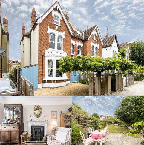 5 bedroom semi-detached house for sale - Hopton Road, London, SW16