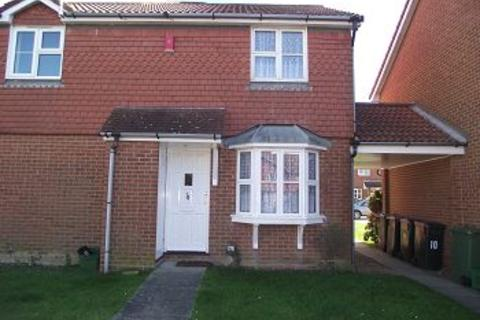 2 bedroom end of terrace house to rent - The Portlands