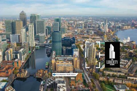 1 bedroom apartment for sale - A907, 110 East Ferry Road, Lime Harbour, London, E14