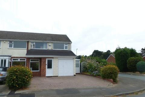 3 bedroom semi-detached house for sale - Oakwood Drive, Streetly