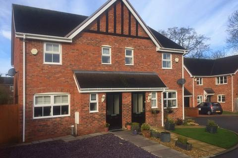 3 bedroom semi-detached house to rent - 1 The Orchards, Green Lane, Eccleshall Staffordshire ST21 6GH