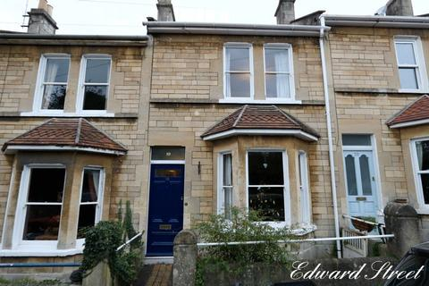2 bedroom terraced house to rent - Edward Street, Bath BA1 3BP