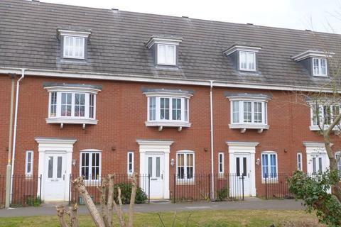 3 bedroom terraced house for sale - Midsummer Walk, Hempsted, Gloucester