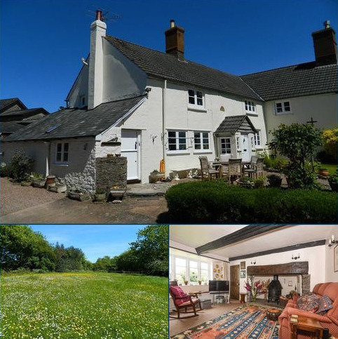 5 bedroom semi-detached house for sale - Holcombe Rogus, Wellington, Somerset, TA21