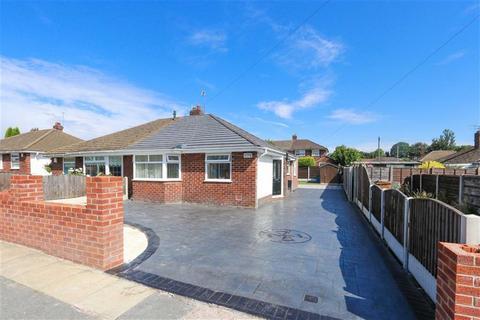 3 bedroom semi-detached bungalow for sale - Marsland Close, Dane Bank, Manchester