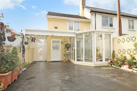 2 bedroom end of terrace house for sale - Sarn Wen Cottages, Four Crosses
