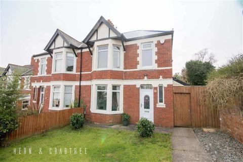 3 bedroom semi-detached house for sale - Fairwater Grove West, Llandaff, Cardiff