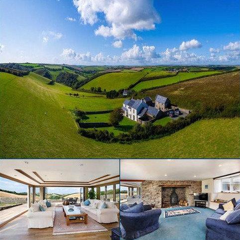 5 bedroom detached house for sale - Start Point, Kingsbridge, Devon, TQ7