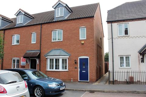 3 bedroom semi-detached house for sale - The Mill, Kirton, Boston, PE20