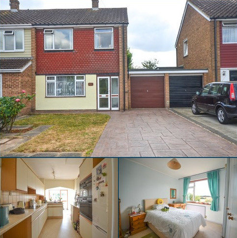 3 bedroom semi-detached house for sale - Manors Way, Silver End, CM8 3QR