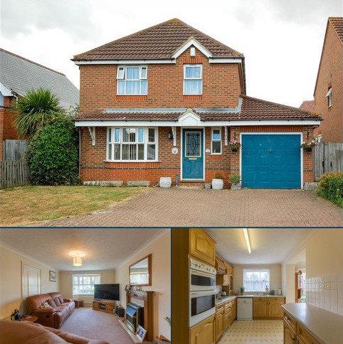 4 bedroom detached house for sale - Reculver Road, Beltinge, Herne Bay