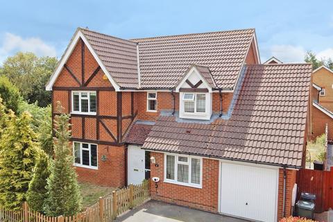 4 bedroom detached house for sale - Blackthorn Way, Kingsnorth, Ashford