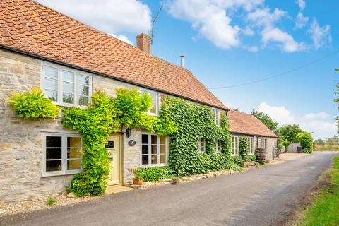 3 bedroom cottage for sale - Blacksmiths Lane, Shapwick
