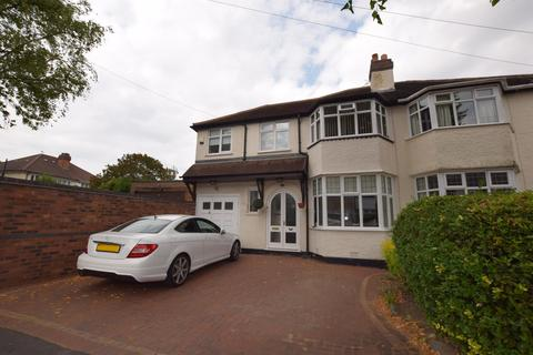4 bedroom detached house for sale - Barrington Road, Solihull, B92 8DP