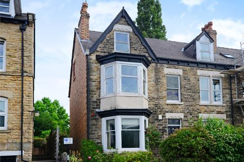 6 bedroom semi-detached house for sale - Wigfull Road, Ecclesall Road