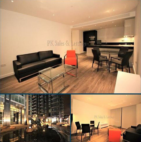 2 bedroom apartment to rent - Catalina House, Goodman's Fields, Aldgate, Lonon E1