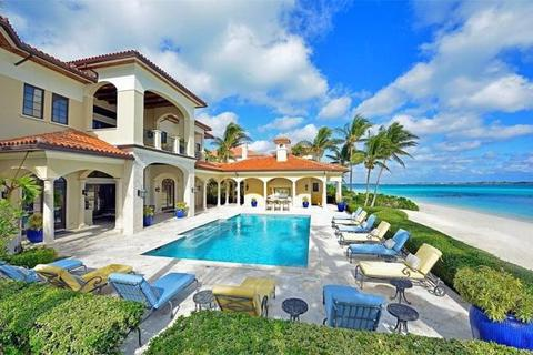 6 bedroom detached house  - Paraiso, Ocean Club Estates, Paradise Island