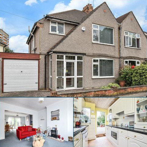 3 bedroom semi-detached house for sale - Sandringham Road, Bromley