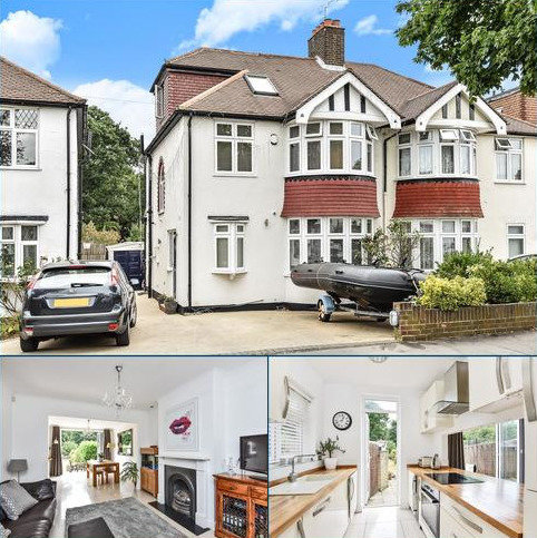 4 bedroom semi-detached house for sale - Links View Road, Shirley