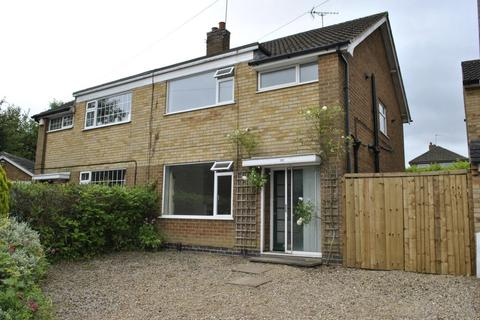 3 bedroom semi-detached house to rent - London Road, Oadby, LE2