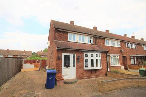 3 bedroom end of terrace house for sale - Fortin Close, South Ockendon, Essex