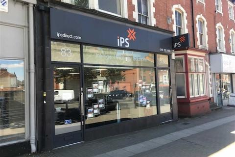 Retail property (high street) to rent - London Road, Leicester