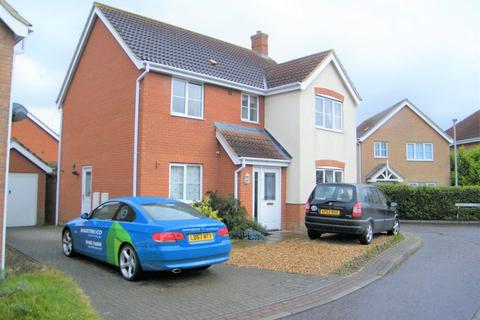 4 bedroom detached house to rent - Three Score