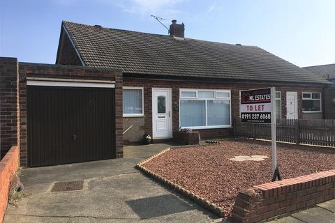 2 bedroom semi-detached bungalow to rent - Hayton Road, North Shields