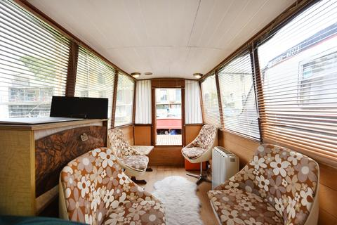1 bedroom houseboat for sale - Wharf Road, Wenlock Basin, London, N1
