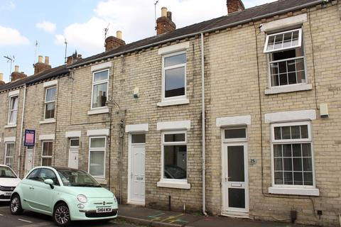 2 bedroom terraced house to rent - Falconer Street, York, YO24 4JH