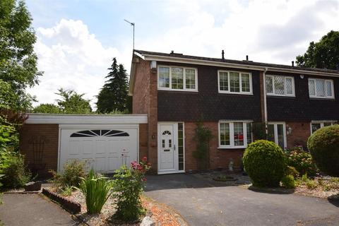 3 bedroom end of terrace house for sale - Emscote Green, Solihull, B91 1TB