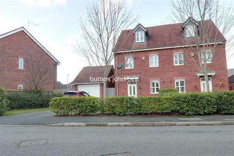4 bedroom semi-detached house to rent - Abbey Park Way, Weston