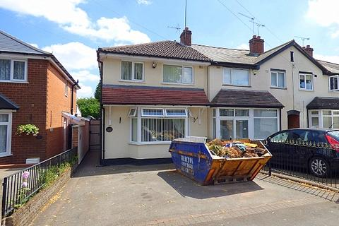 3 bedroom end of terrace house for sale - Kendal Rise Road, Rubery, Birmingham B45