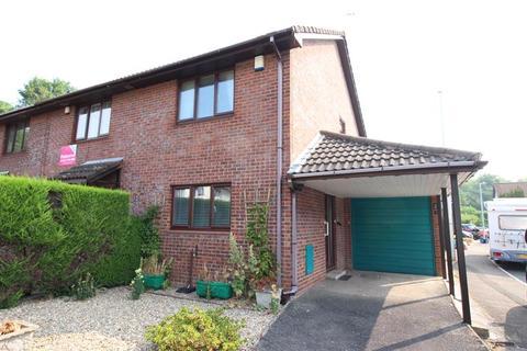 2 bedroom end of terrace house to rent - Park View Gardens, Bassaleg, Newport