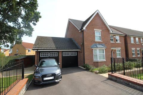 4 bedroom detached house for sale - Wylington Road, Frampton Cotterell, Bristol, BS36 2FL