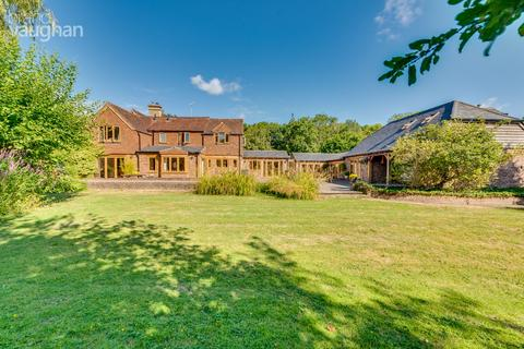 6 bedroom country house for sale - Henfield Road, Poynings, Brighton, BN45