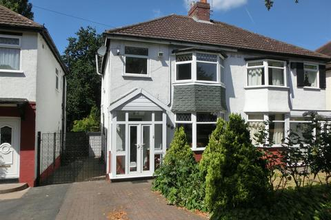 3 bedroom semi-detached house for sale - Sarehole Road, Hall Green, Birmingham