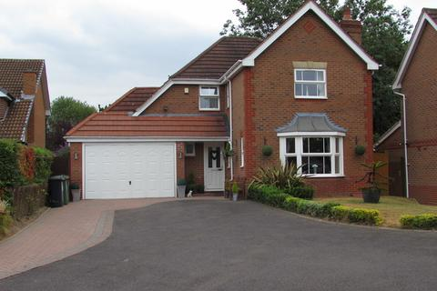5 bedroom detached house for sale - Bufferys Close, Solihull