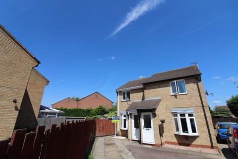 2 bedroom semi-detached house for sale - Uldale Way Uldale Way,  Peterborough, PE4