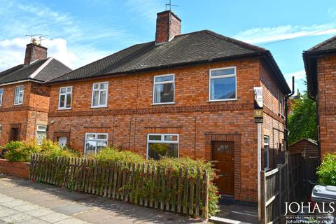 3 bedroom semi-detached house to rent -  Keble Road,  Leicester, LE2