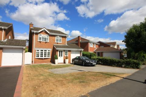 4 bedroom detached house to rent - Frankholmes Drive, Solihull