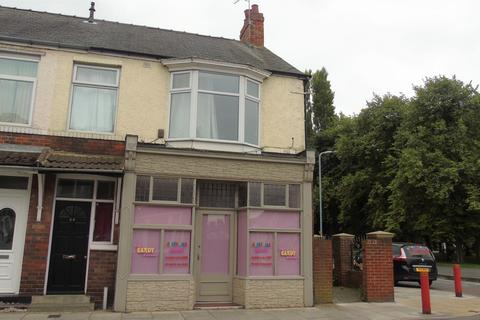 Land to rent - St. Barnarbus Road, Middlesbrough