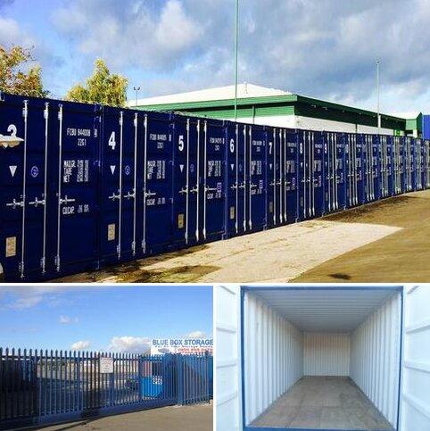 Property to rent - Bluebox Storage, Just Off Portrack Lane, Stockton