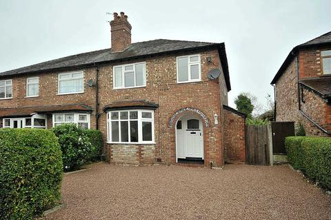 3 bedroom semi-detached house to rent - Dial Road, Hale Barns